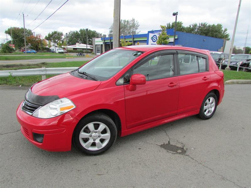 Nissan Versa 2010 1.8 SR A/C BLUETOOTH TOIT OUVRANT!! #4569