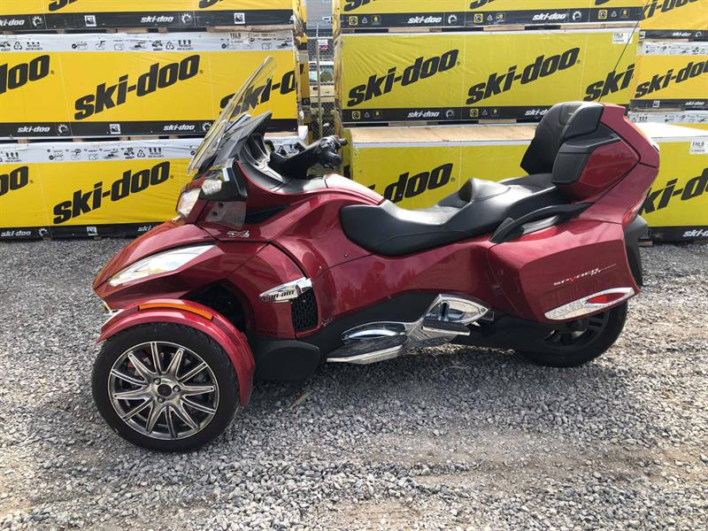 CANAM RT LIMITED SE6 2015