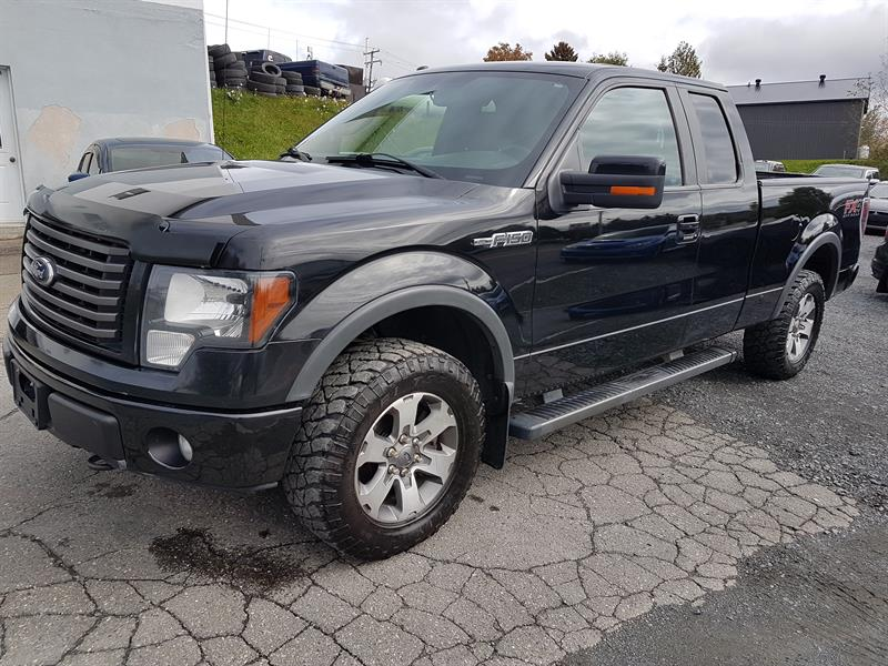 Ford F-150 2012 4WD SuperCab FX4