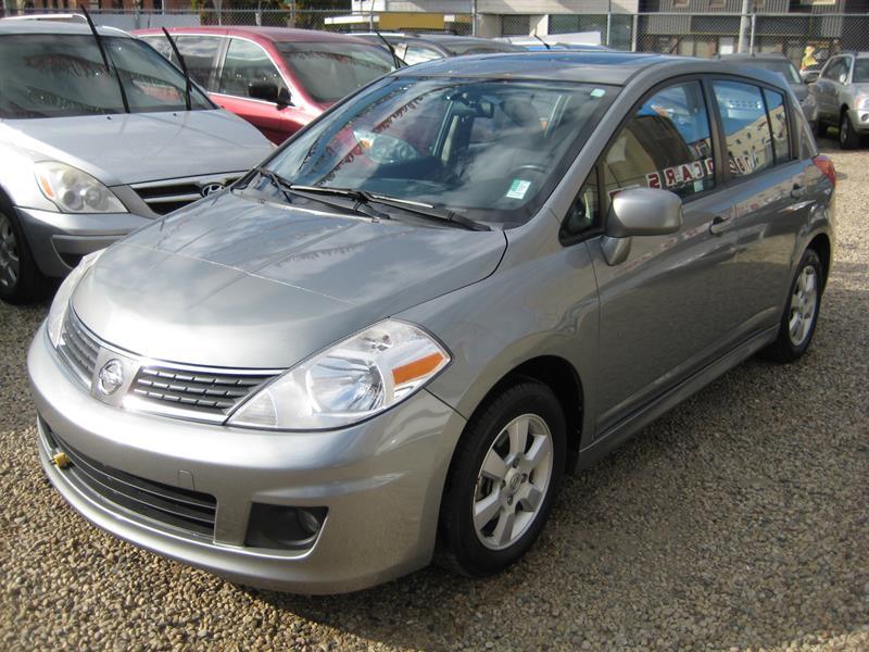 2007 Nissan Versa 5dr HB 1.8L #445274