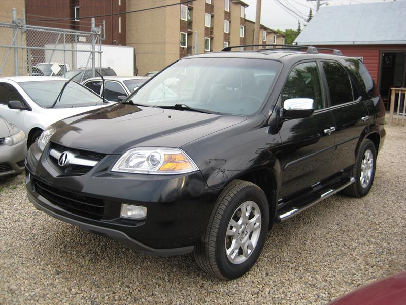 2006 Acura MDX 4dr 4WD  #002901