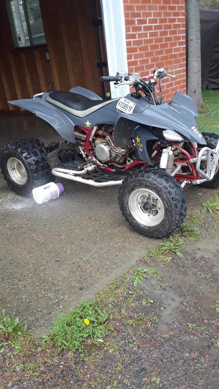 Yamaha YFZ450 2007
