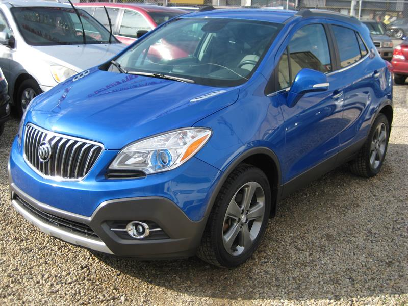 2014 Buick Encore AWD 4dr #585439