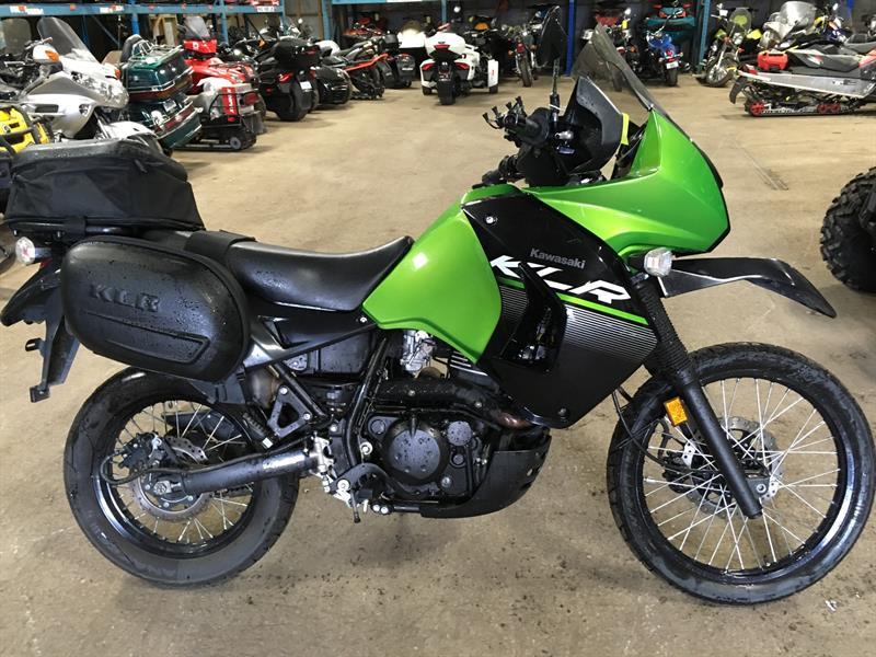 Kawasaki KLR650 2018 #34404RDL