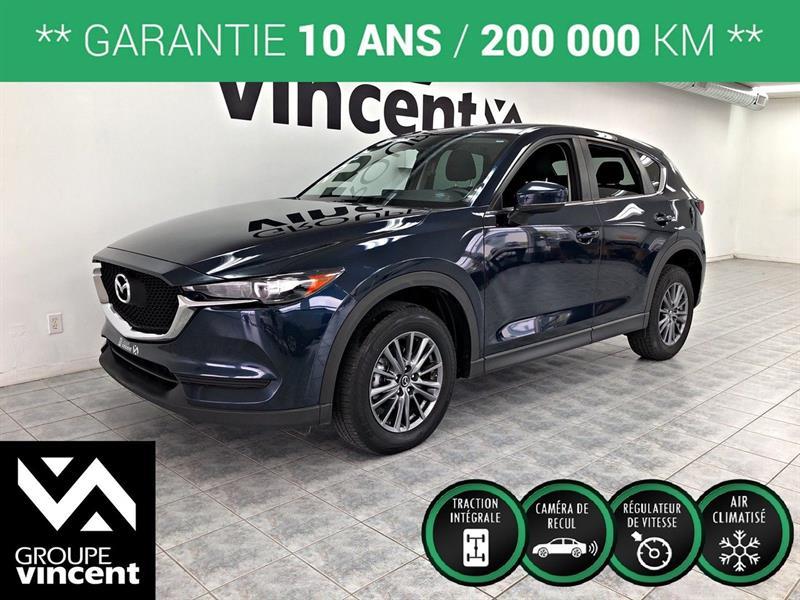 Mazda CX-5 2017 GX AWD ** GARANTIE 10ANS ** #Z6044M