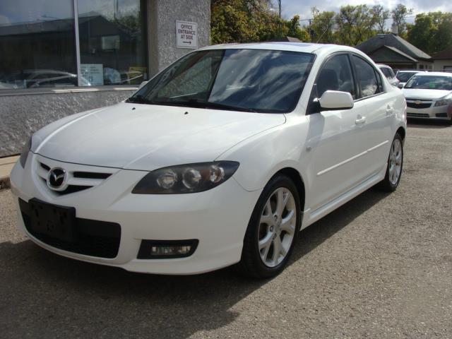 2008 Mazda 3 G T  #1809