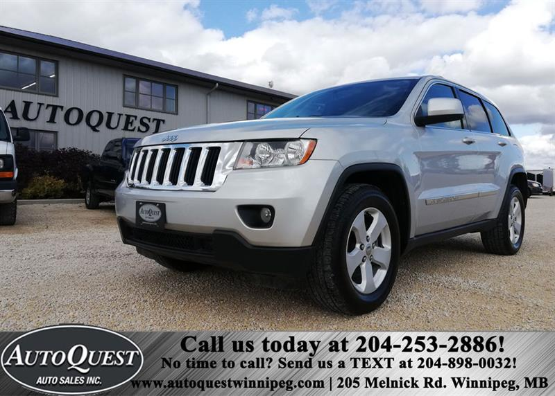 2011 Jeep Grand Cherokee 4WD 3.6L V6 4dr #7763