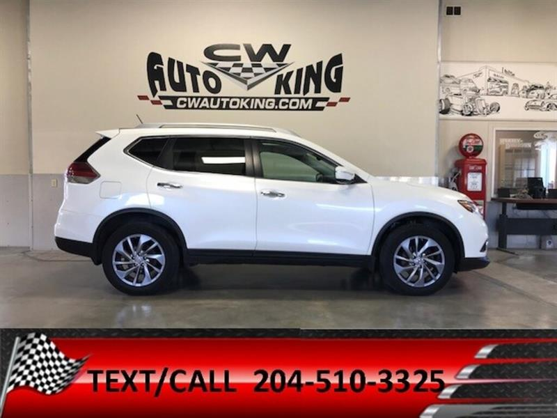 2015 Nissan Rogue SL/Low Km/AWD/All Available Options/Finance #20042495