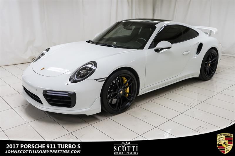 Porsche 911 2017 Turbo S #P16306