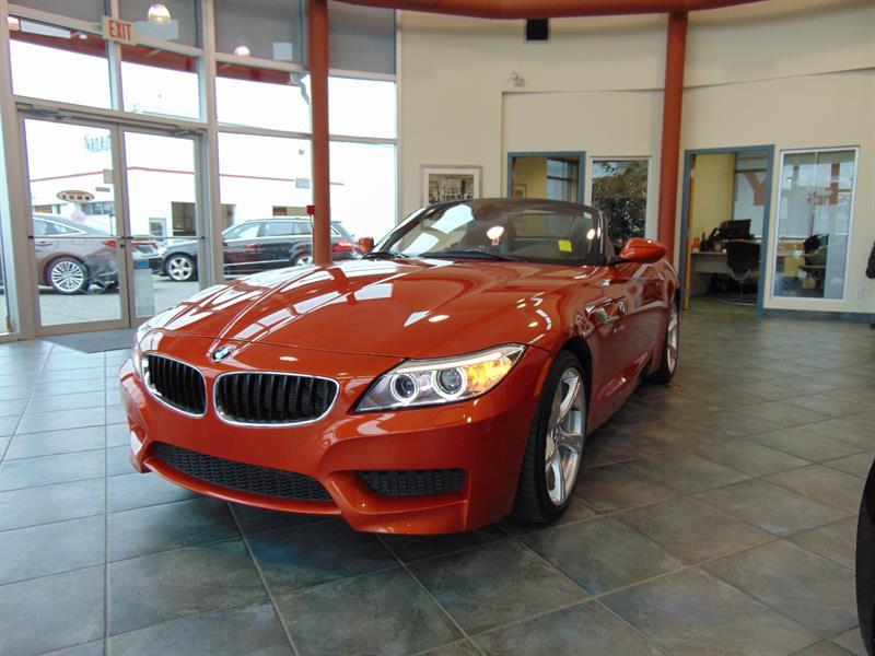 2014 BMW Z4 Roadster 28i Convertible Coupe 6-Speed Manual #21657A