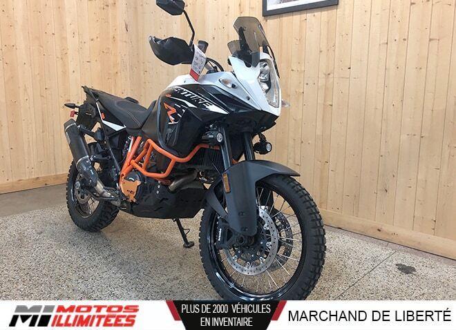 KTM 1190 Adventure R 2016