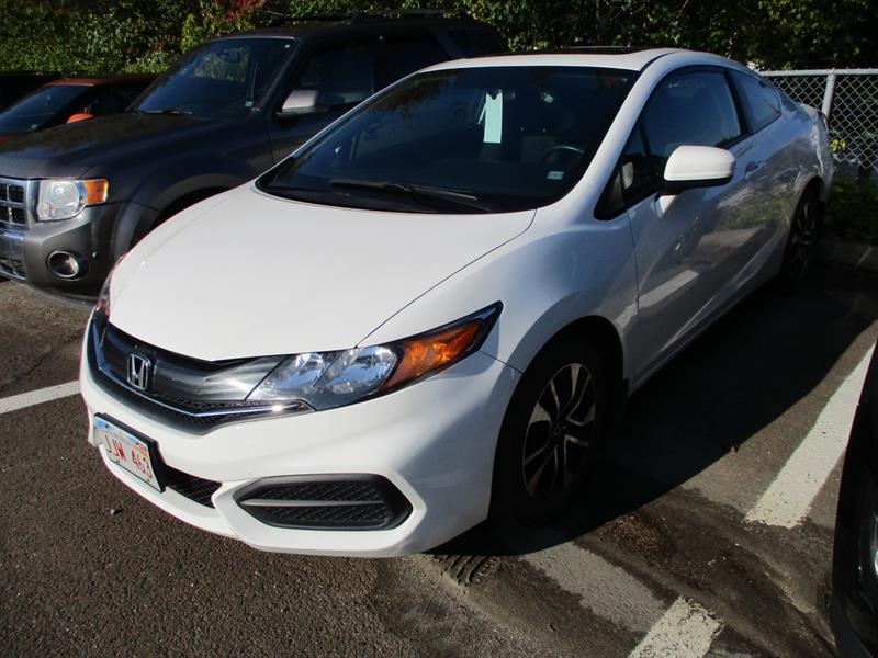 Honda Civic Coupé 2015 2dr CVT EX #FH002894A