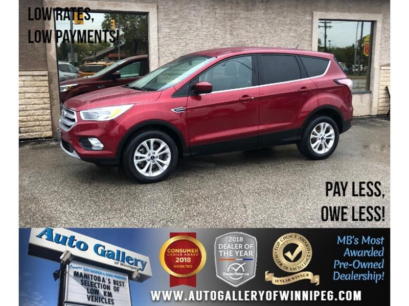 2017 Ford Escape SE *4x4/B.tooth/Back.Cam/Htd Seats #24089
