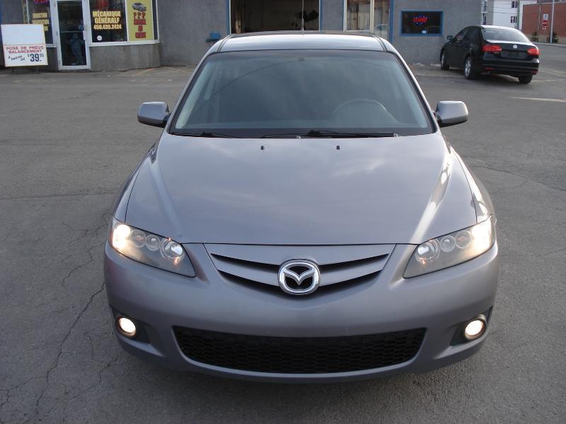 Mazda MAZDA6 2007
