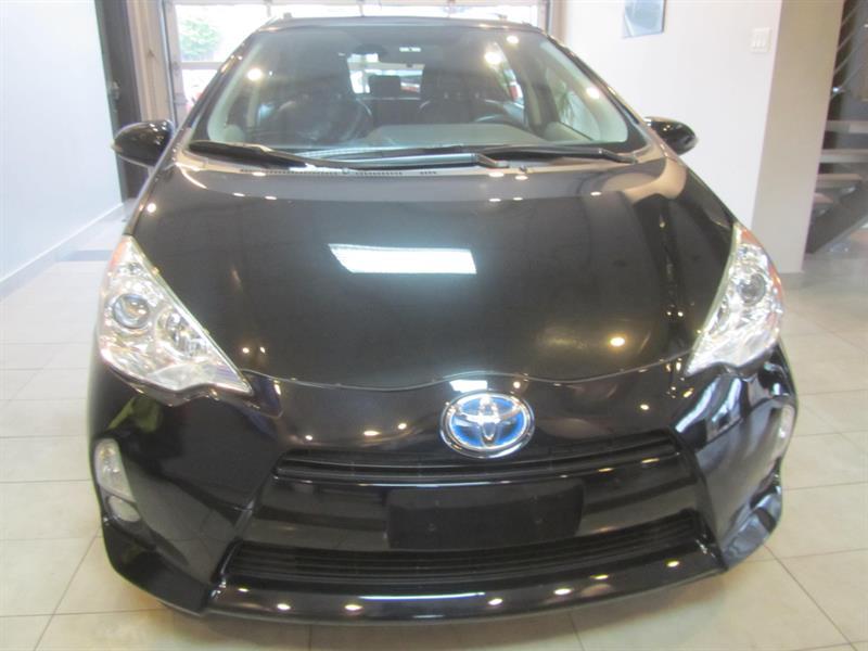 toyota Prius c 2014 - 5
