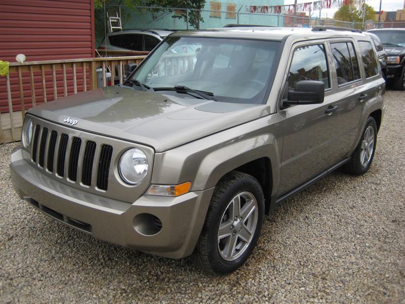 2007 Jeep Patriot 4WD 4dr Sport #392261