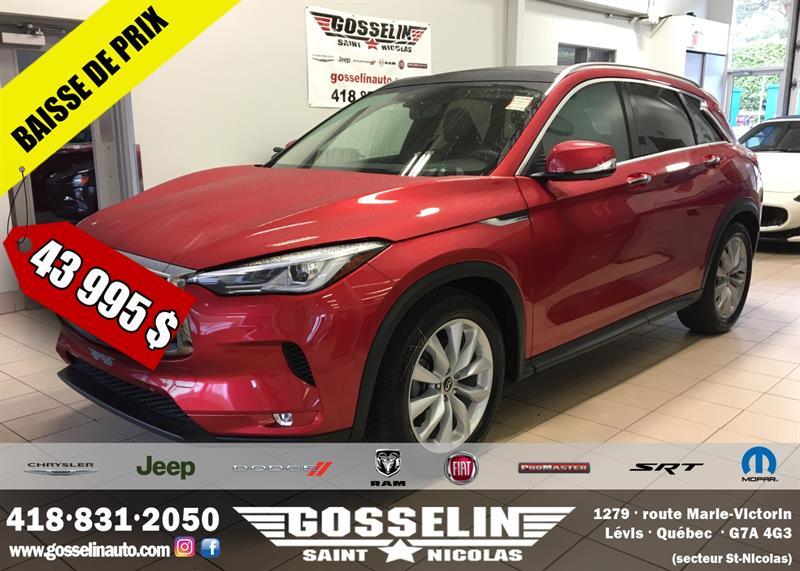 Infiniti Qx50 2019 AWD #J4271B