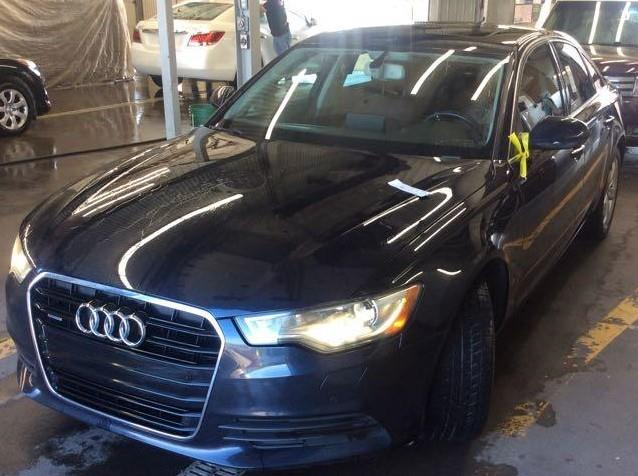 Audi A6 2014 quattro 2.0T  **PAY WEEKLY $69 SEMAINE ** #2531 **N091241