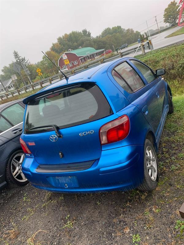 Toyota Echo A Vendre >> Toyota Echo 5dr HB LE 2005 Occasion à vendre Saint-Thomas chez Sélection Auto Plus