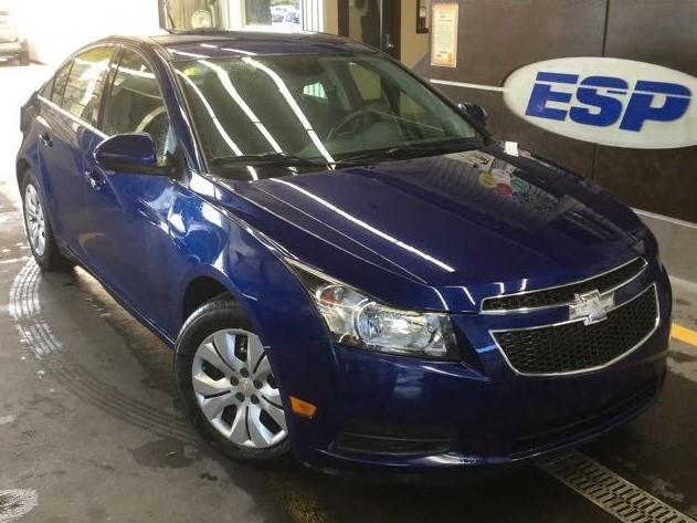 Chevrolet Cruze 2013 LT  **PAY WEEKLY $35 SEMAINE ** #2533 **305188