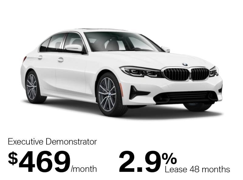 2019 BMW 3 Series 330i xDrive Sedan #K0945