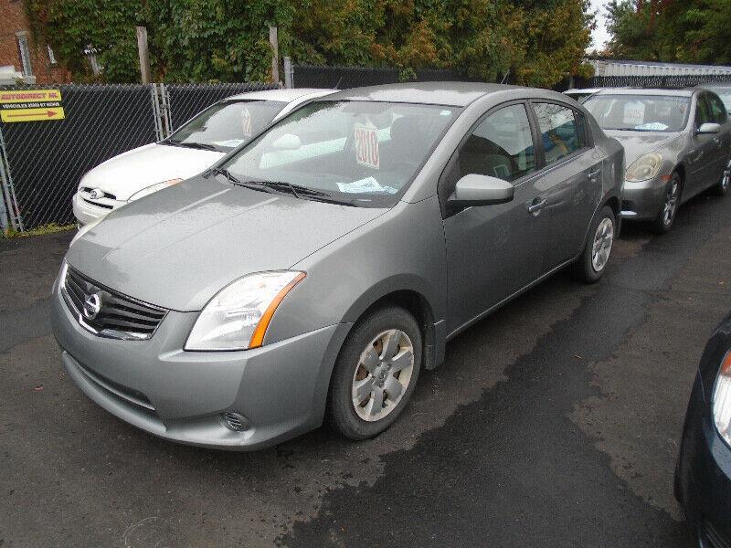 2010 Nissan Sentra 4dr Sdn I4 2.0 #443312467