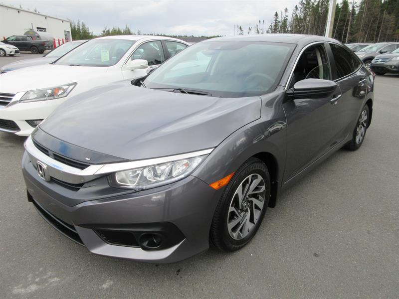 2018 Honda Civic Sedan EX CVT #H19401A