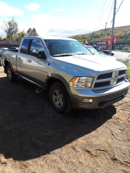 Dodge Ram 1500 2011 OUTDOORSMAN  #4895