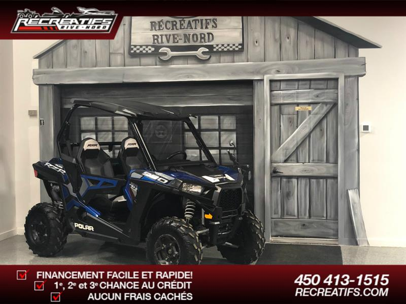 Polaris RZR 900 EPS LE 2015