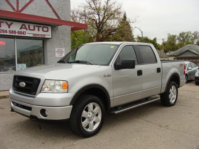 2006 Ford F-150 SuperCrew F X 4  #1798