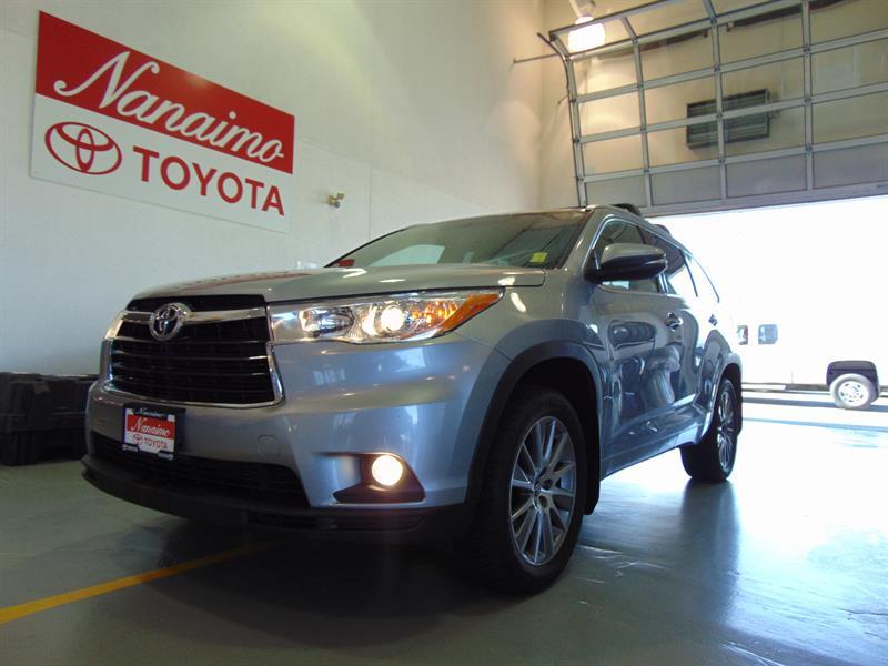 2016 Toyota Highlander AWD XLE #21713AX
