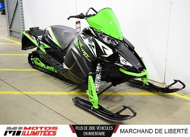 Arctic Cat XF 8000 Cross Country 2018