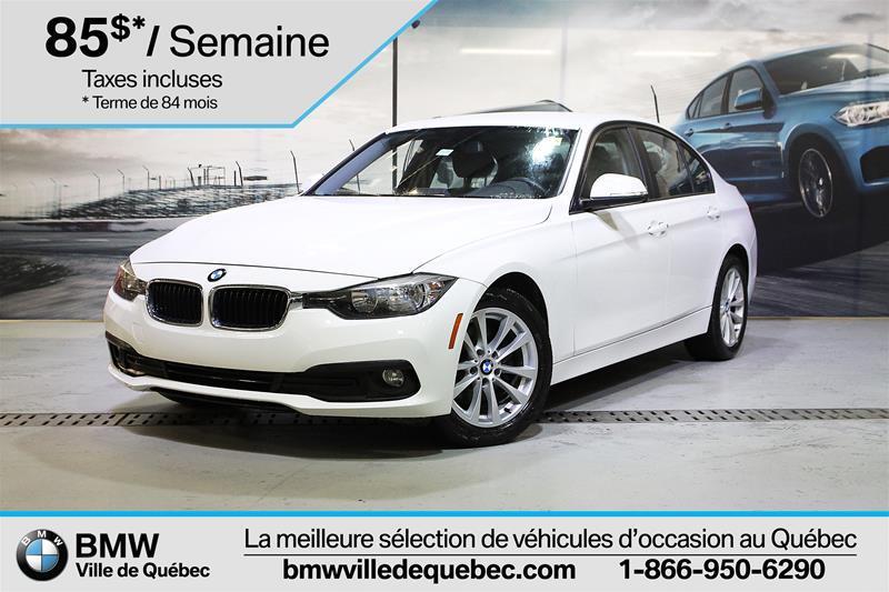 2016 BMW 320 xDrive Sedan (8E57) #U5677