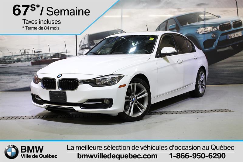 BMW 320 2015 xDrive Sedan (3C37) #U5670