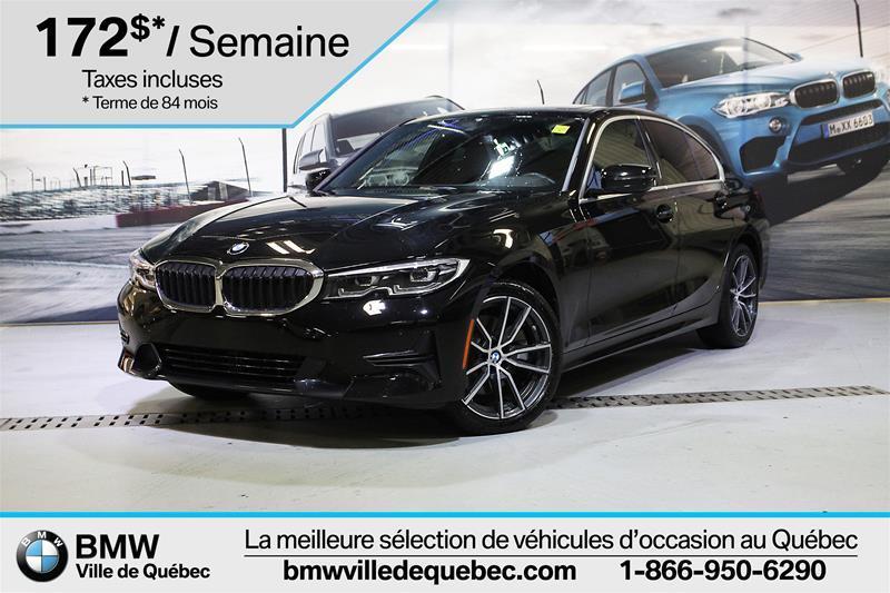 2019 BMW 330 xDrive Sedan #U5681