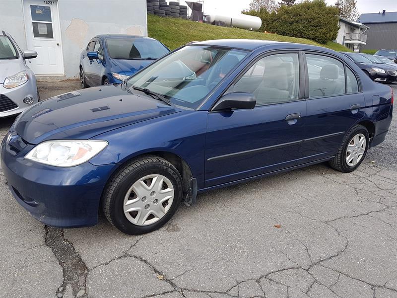 Honda Civic Sdn 2005 4dr DX Auto