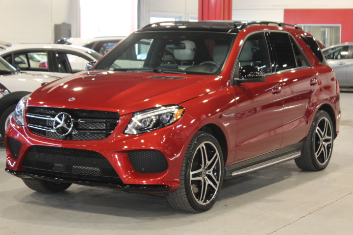 Mercedes-Benz GLE 1