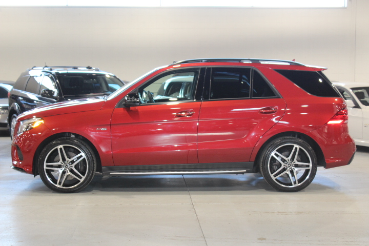 Mercedes-Benz GLE 3