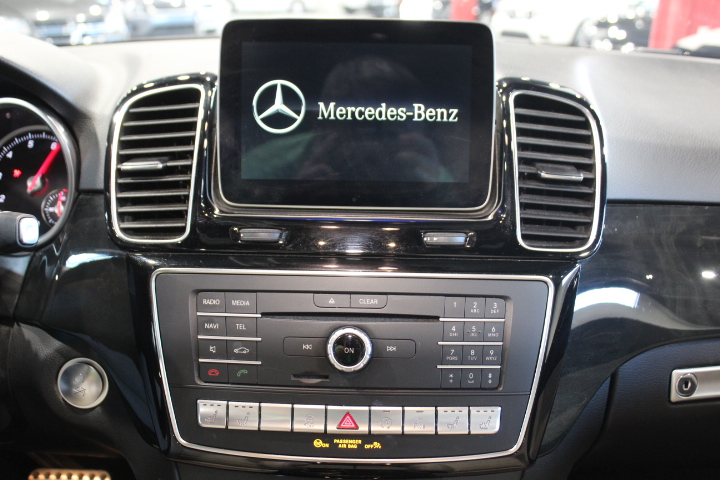 Mercedes-Benz GLE 13