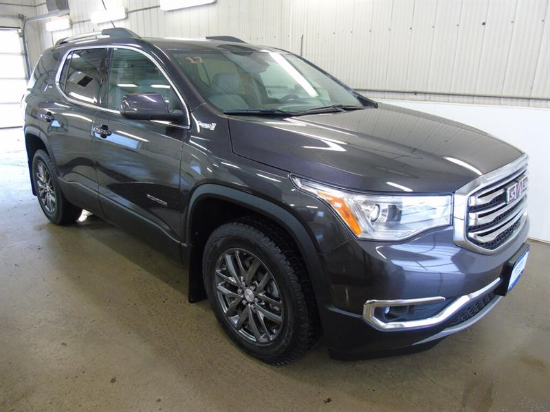 2017 GMC Acadia SLT1 AWD, Sunroof, Bluetooth #19-036A