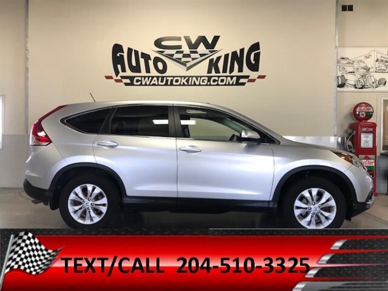 2012 Honda CR-V EX AWD / Low Kms/Roof/Heated Seats/Rear Camera #20042472