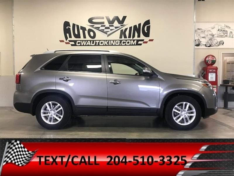 2014 Kia Sorento LX Premium/Lowk/AWD/heated Leather/Rear Cam #20042505