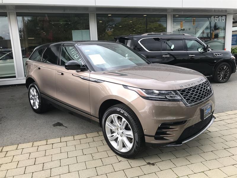 2018 Land Rover Range Rover Velar #BPS107