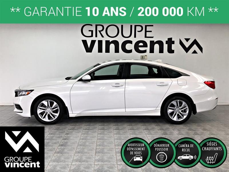 Honda Accord 2018 LX ** GARANTIE 10 ANS ** #A4706H