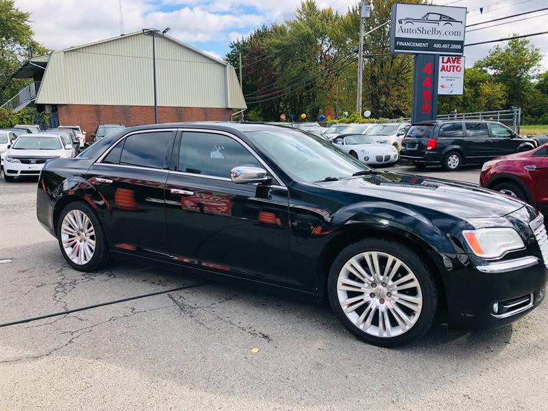 Chrysler 300 2012 Air-Cuir-Toit-Navi-Camera-Siéges Chauffant #8852