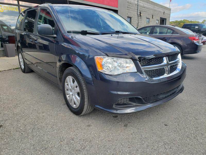 2014 Dodge Grand Caravan SXT #ER114781
