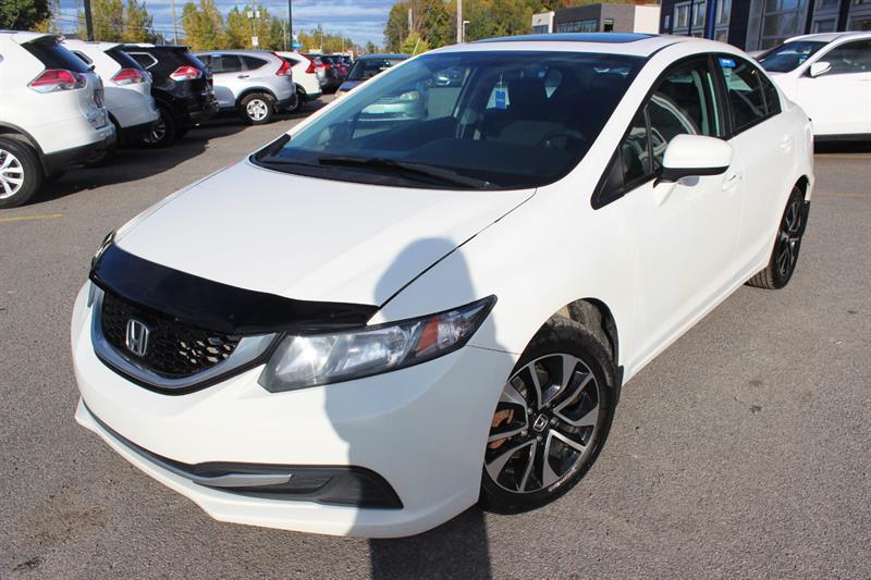 Honda Civic Sedan 2015 EX #5291