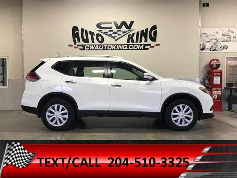 2016 Nissan Rogue All Wheel Drive / Rear Cam / Bluetooth / Finance #20042494