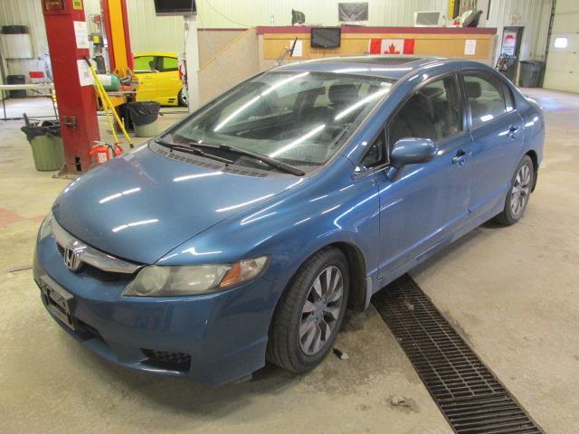 2010 Honda Civic Sdn 4dr Auto EX-L #1154-2-21