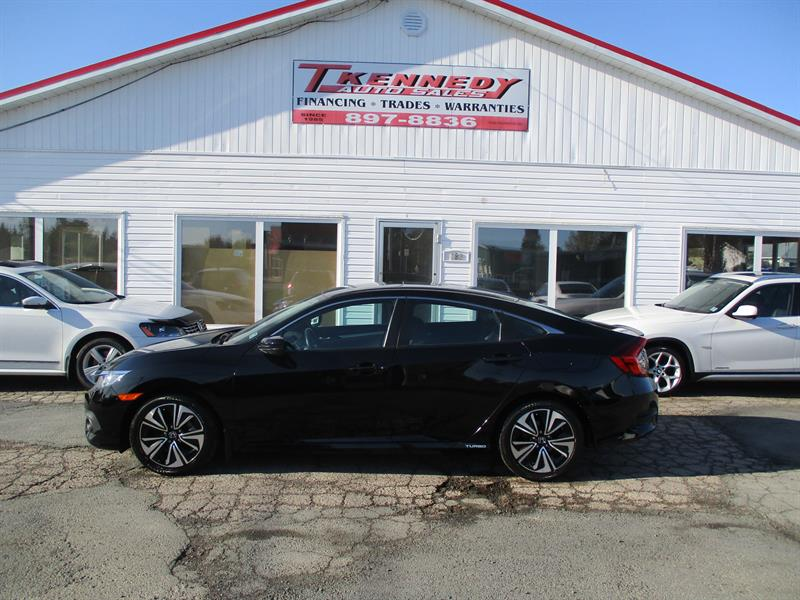 2016 Honda Civic Sedan 4dr CVT EX-T #104177